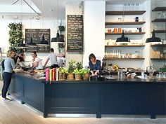 Places: The Store X Soho House Berlin