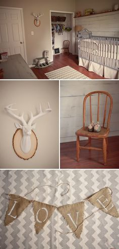 Rustic Nursery Inspired by the Outdoors... OH MY GOSH! this is the nursery baby smitty will have!!!
