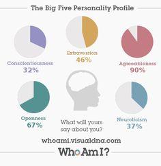 I've just created my 'Who Am I?' #personality profile via @VisualDNA. Check it out https://whoami.visualdna.com/#feedback/f4f22eec-c482-4394-9fdd-b6dec7f362ad or create one for yourself http://whoami.visualdna.com/