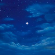 ♫ The second star to the right, shines in the night for you. To tell you that the dreams you've had really can come true. ♫ - Peter Pan, 1953 - ...Always gonna be my favorite. ♥ #waltdisney #jamesmatthewbarrie