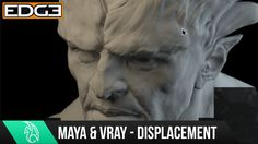 Vray for Maya Tutorial - 32 bit Displacement Script