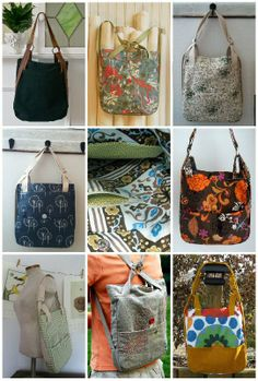 Liesl and Co. Day in the Park convertible backpack/tote