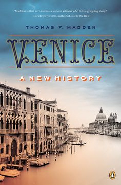 A spellbinding new portrait of one of the world's most beloved cities. In Venice, renowned historian Thomas F. Madden draws on new research to explore the city's many astonishing achievements and to set 1,500 years of Venetian history and the endless Venetian-led Crusades in the context of the ever-shifting Eurasian world.