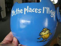 Dr. Seuss Helmet