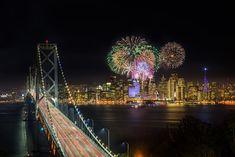 nice 30+ Amazing Fireworks Photography Ideas