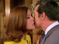 Emma Peel & John Steed