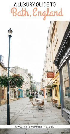 A guide to the best places to eat, shop, and play in the charming city of Bath in the United Kingdom including a look inside the Roman Baths.