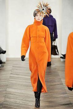 Ralph Lauren Fall 2008 Ready-to-Wear Fashion Show - Olga Sherer