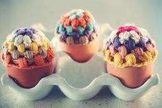 matemo: Mis DIY favoritos / My favorite DIYs # 13 - Easy Egg-Warmers