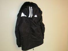 Helmut Lang Detachable Fur Parka L | eBay