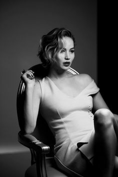 Jennifer Lawrence - Another option for Nurse Christine Chapel in New Trek - a re-pin by Bethany H-H