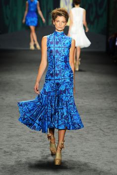 Johanna Payton - Fashion Detective: Key trends: New York Fashion Week SS13