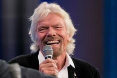 Richard Branson Credits Dyslexia With His Success