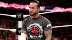 WWE Superstar CM Punk