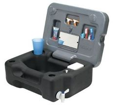 Portable Sink for tent camping