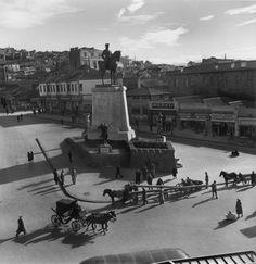 TURKEY. Ankara. 1946. Mustapha Kemal Monument//Robert Capa