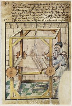 Looming Danger and Dangerous Looms: Violence and Weaving in Exeter Book Riddle 56 - Medievalists.net