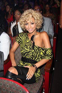 Keri Hilson Short Curls - Short Hairstyles Lookbook - StyleBistro