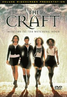 The Craft - Light as a feather - Stiff as a board! :o)