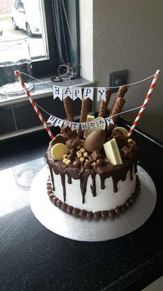 Torte Recepti, Mehndi, Delicious Desserts, Mario, Birthday Cake, Recipes, Food, Meet, Pastries