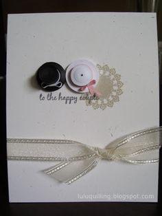 Lulu's Quilling Lab: It's the wedding season...