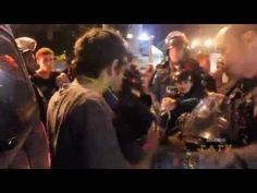 PM espanca manifestantes no Ato Fifa Go Home - 28/06/2014