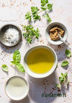 Classic Salad, Green Veggies, Oil Mix, Avocado Oil, Apple Cider Vinegar, In The Flesh, Salad Dressing, Fresh Herbs, White Wine