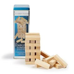jumbling Tower Tin jumbling Towers 202t - for wedding guest book