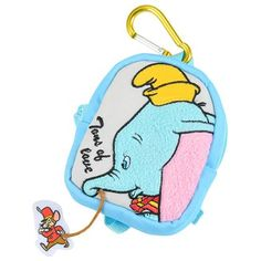 Dumbo Mini Backpack Wallet