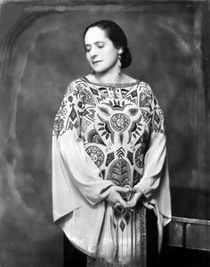 Helena Rubinstein, Icon of Business and Style, Gets Her Own Retrospective - NYTimes.com
