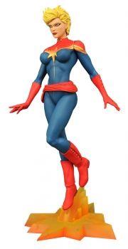 Aus Diamond´s ´Femme Fatales´ Reihe kommt diese coole PVC Statue. Sie ist ca. 23 cm groß und wird in einer Fensterbox geliefert.
