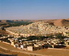M'Zab Valley,  Algeria