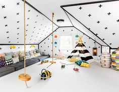 White Playroom