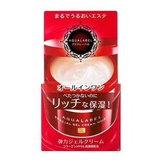 Kem dưỡng Aqualabel Special Gel Cream Moist (màu đỏ)