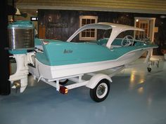 vintage boats - Google Search