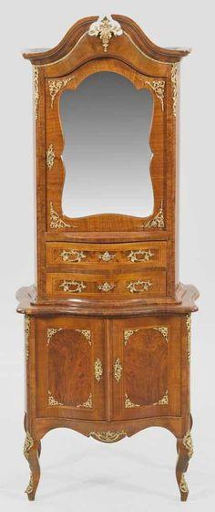 Beistellschränkchen Aus Mahagoni Victorian Mobiliar & Interieur Mobiliar & Interieur