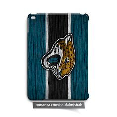 Jacksonville Jaguars on Wood iPad Air Mini 2 3 4 Case Cover