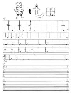 Albüm Arşivi Tracing Worksheets, Alphabet Worksheets, Preschool Worksheets, Christmas Color By Number, Grande Section, English Language Learning, Home Learning, Fine Motor Skills, Kids Education