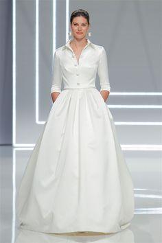 "Rami Salamoun Bridal A bevy of beautiful bridal gowns to inspire today, sure to make you swoon. Galia Lahav ""Corina"" ..."