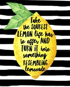 Image result for this is us lemon quote