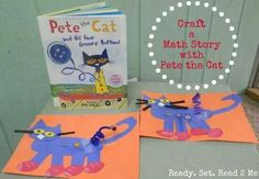 Make and take pete the cat