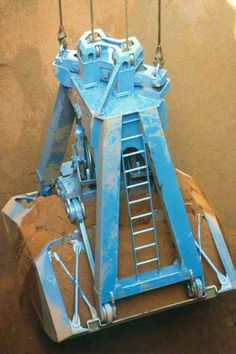 Capacité : 15 m3 - 63 t (minerai de fer)