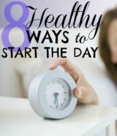 Rise and SHINE with these healthy morning rituals! | via @SparkPeople #health #wellness #sleep