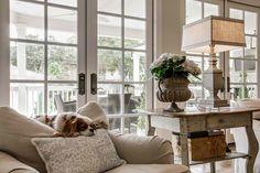 Jeanne Dollins Designs – Den and Living Rooms J