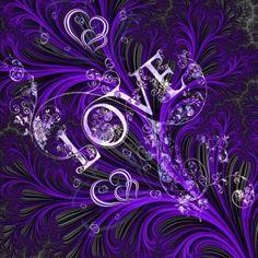 A Purple Wedding Heart Wallpaper, Butterfly Wallpaper, Purple Wallpaper, Love Wallpaper, Cellphone Wallpaper, Purple Love, All Things Purple, Shades Of Purple, Deep Purple
