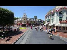 ▶ Take a trip down Main Street, U.S.A. aboard the Disneyland Omnibus