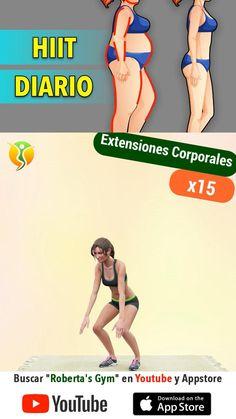 Body Weight Leg Workout, Full Body Gym Workout, Gym Workout Videos, Gym Workout For Beginners, Fitness Workout For Women, Fitness Workouts, Exercises, Weight Loss, Health