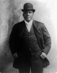 Jack Johnson - 1909