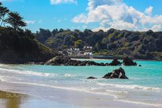 Ouaisne from St Brelades Bay by Paul Henderson on. Jersey Channel Islands 7661d8829