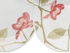 Aparelho de Jantar Chá 20 Peças Biona Cerâmica - Redondo Colorido Beauty com as melhores condições você encontra no Magazine Jsantos. Confira!